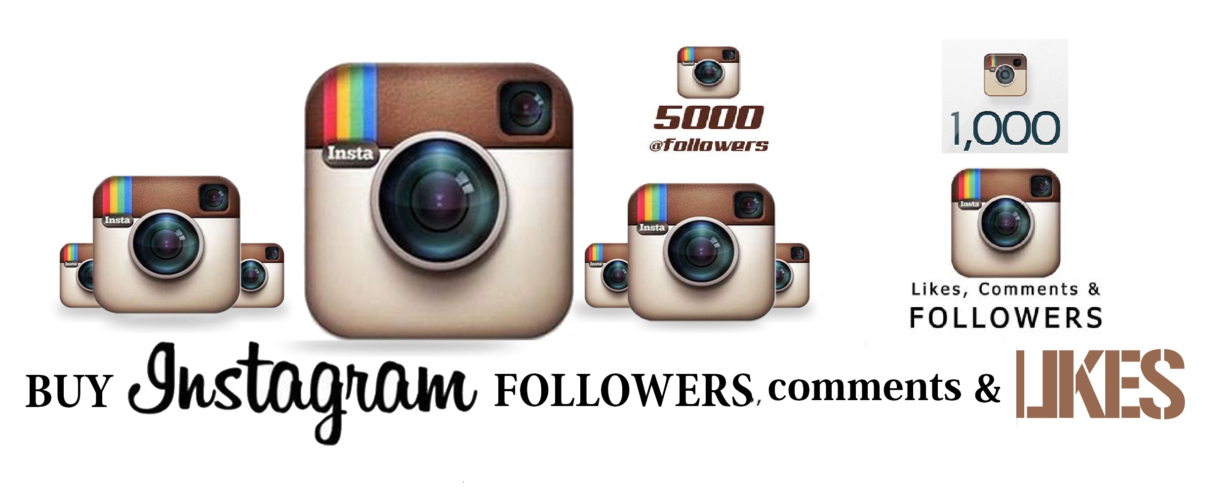 Buy 1000 Instagram Followers Social Media Marketing Digital